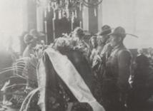 Milan Rastislav Štefánik, pohreb, posledná rozlúčka, čestná stráž, legionári