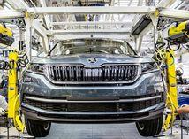 Škoda Kodiaq - 2016 výroba