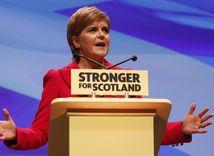 Nicola Sturgeonová, Škótsko