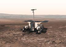 ESA, Exomars, robot