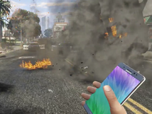 Samsung, GTA V, Note 7