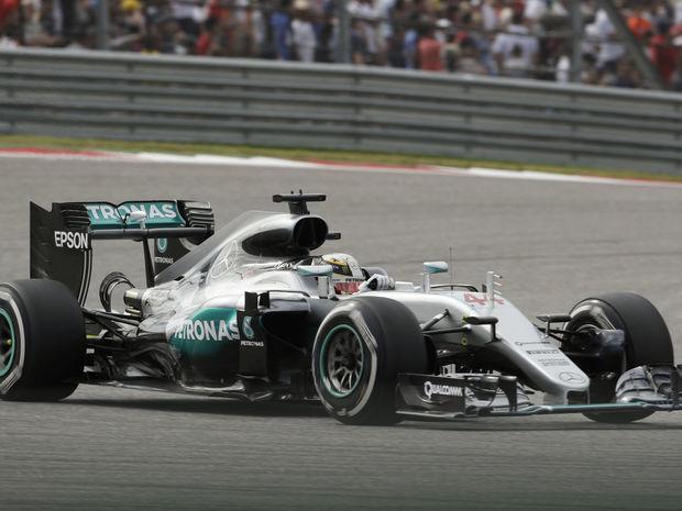 Lewis Hamilton, VC USA