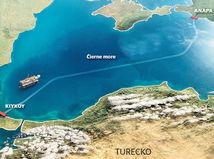 Plynovod Turkov a Rusov berie Slovensko zatiaľ ako príležitosť