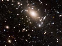 galaxie, vesmír