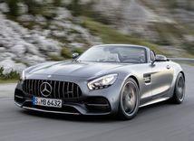 Mercedes-AMG GT C Roadster - 2016