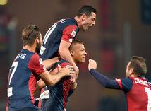 FC Janov, radosť, gól