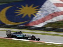 Veľká cena Malajzie, formula 1, ilustračná