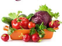 ovocie, zelenina, zdravá strava