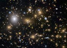 galaxia, vesmír