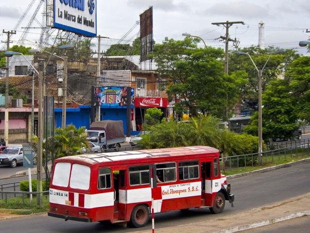 Paraguaj, Asuncion
