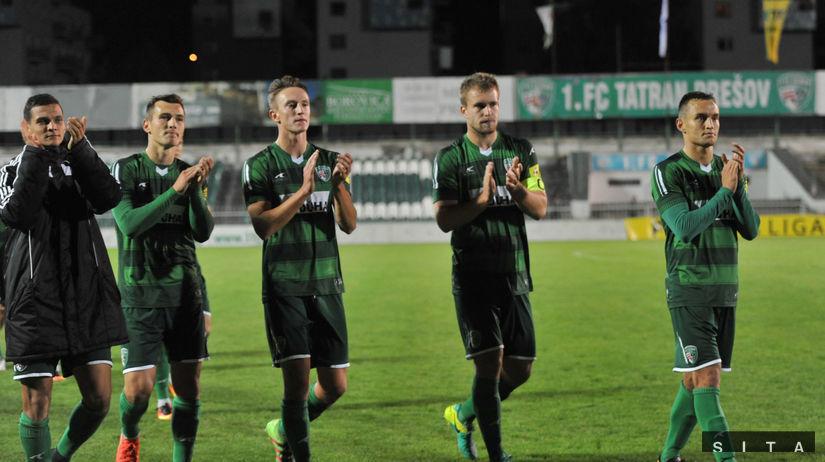 1213f2167398e Posledný Prešov získal bod v Podbrezovej, divoký záver v Myjave - Fortuna  liga - Futbal - Šport - Pravda.sk