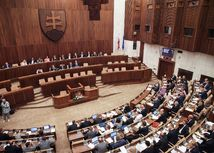 parlament, Národná rada, NR SR, vláda, poslanci