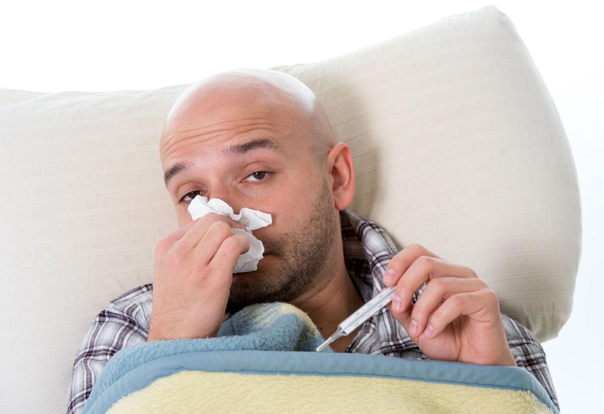 """Pacient s AIDS môže zomrieť aj na """"banálnu chrípku""""."""