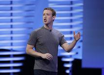 Facebook, Mark Zuckenberg