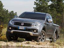 Fiat Fullback: Taliansky pikap prichádza na základoch Mitsubishi