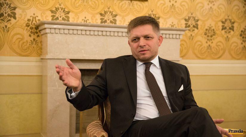 Robert Fico už vie, kam sa odsťahuje z Bonaparte - Domáce - Správy - Pravda.sk