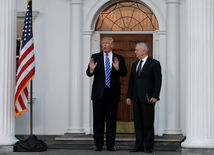 Donald Trump, James Mattis