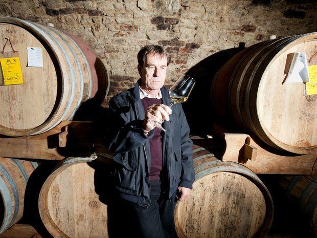 Obrázok Miroslav Petrech: Vinár dozrieva spolu s vínom