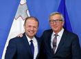 Muscat, Juncker