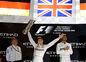 Nico Rosberg bol v Abú-Zabí druhý, stačilo mu to však na titul majstra sveta.