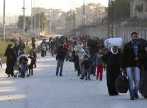 Sýrska armáda je v centre Aleppa, povstalci žiadajú o prímerie