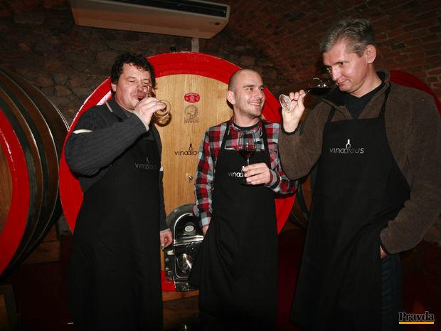 Obrázok Prebúdzanie Svätokatarínskeho vína