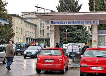Ilava, nemocnica