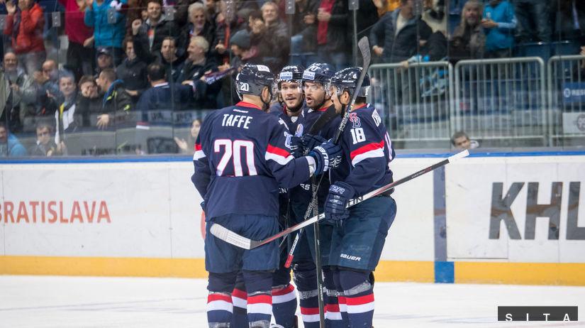 Slovan odohrá v príprave 11 zápasov. Na záver proti slovenskému majstrovi -  KHL - Hokej - Šport - Pravda.sk ce86e01eb96