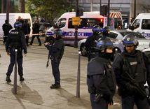 paríž, rukojemnícka dráma, polícia,