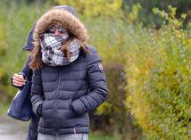 počasie, zima, vietor, mráz, víchrica,
