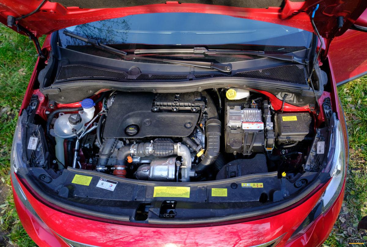 Štyri valce pod kapotou môže mať 2008 len v prípade naftového motora.