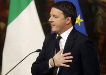 Taliani odmietli zmenu ústavy, premiér Renzi podá demisiu