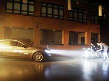 Mercedes Digital Light: Svetlá, ktoré vedia premietať, sú realitou