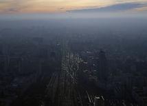 Paríž, znečistenie