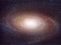 Špirálová galaxia M 81