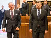 Kiska aj Danko sa obrátili na právnikov