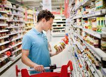 potraviny, obchod, nákup