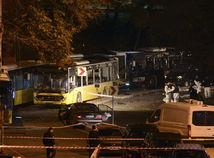 Turecko, výbuch
