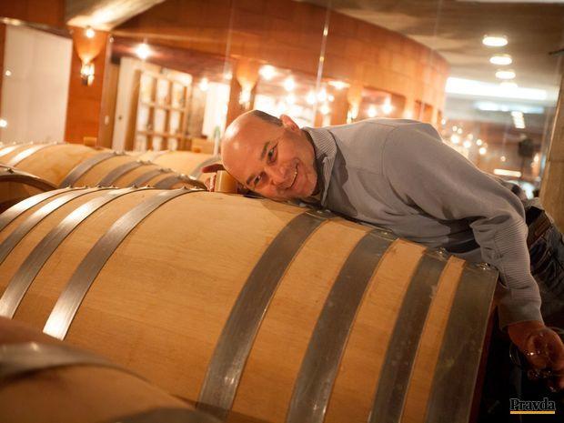 Obrázok Červené víno: prežívame nové, vzrušujúce dejstvo