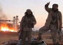 Islamisti, Islamský štát, Palmýra,
