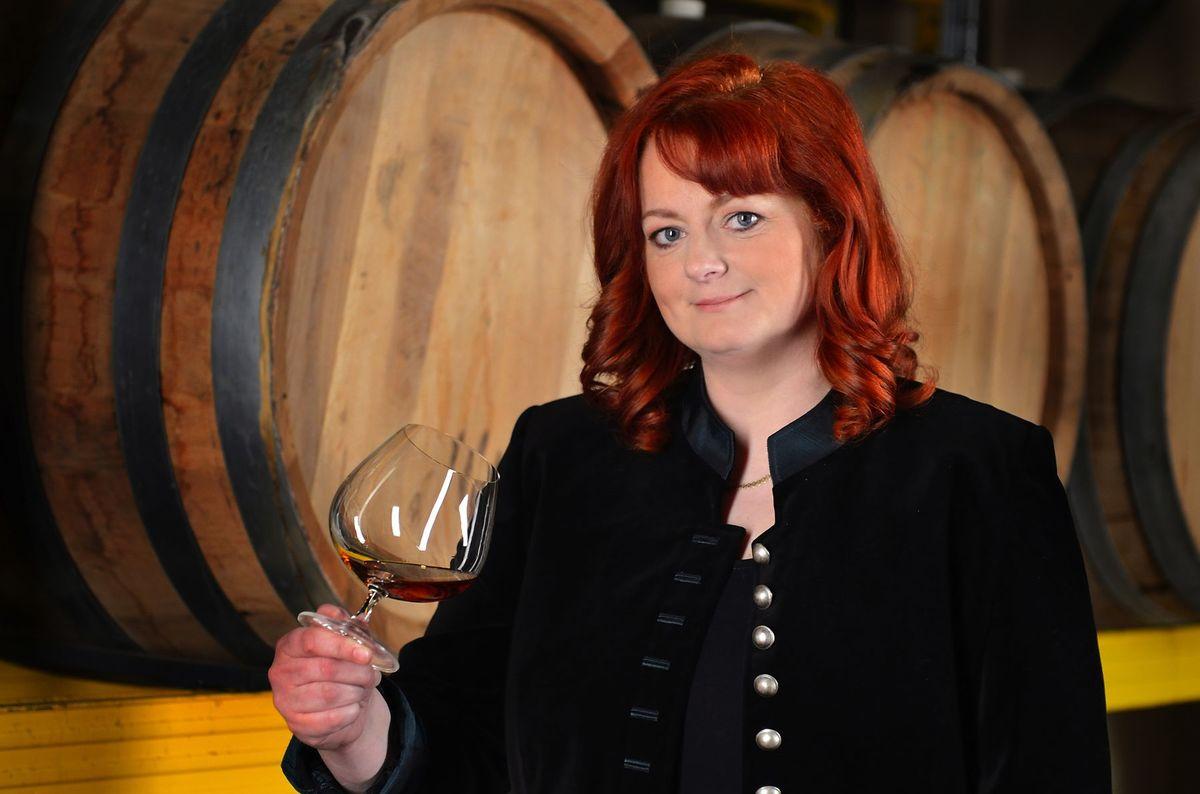Hubert de Luxe vyprovokoval aj vznik Karpatského brandy špeciál, hovorí Ingrid Vajcziková.