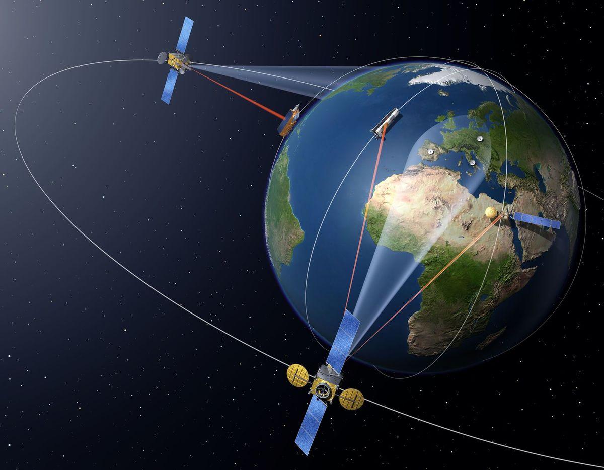 Navigačný systém Galileo má po dokončení v roku 2020 pozostávať z 30 satelitov, z čoho tri budú záložné.