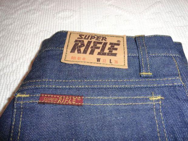 Джинсы super rifle