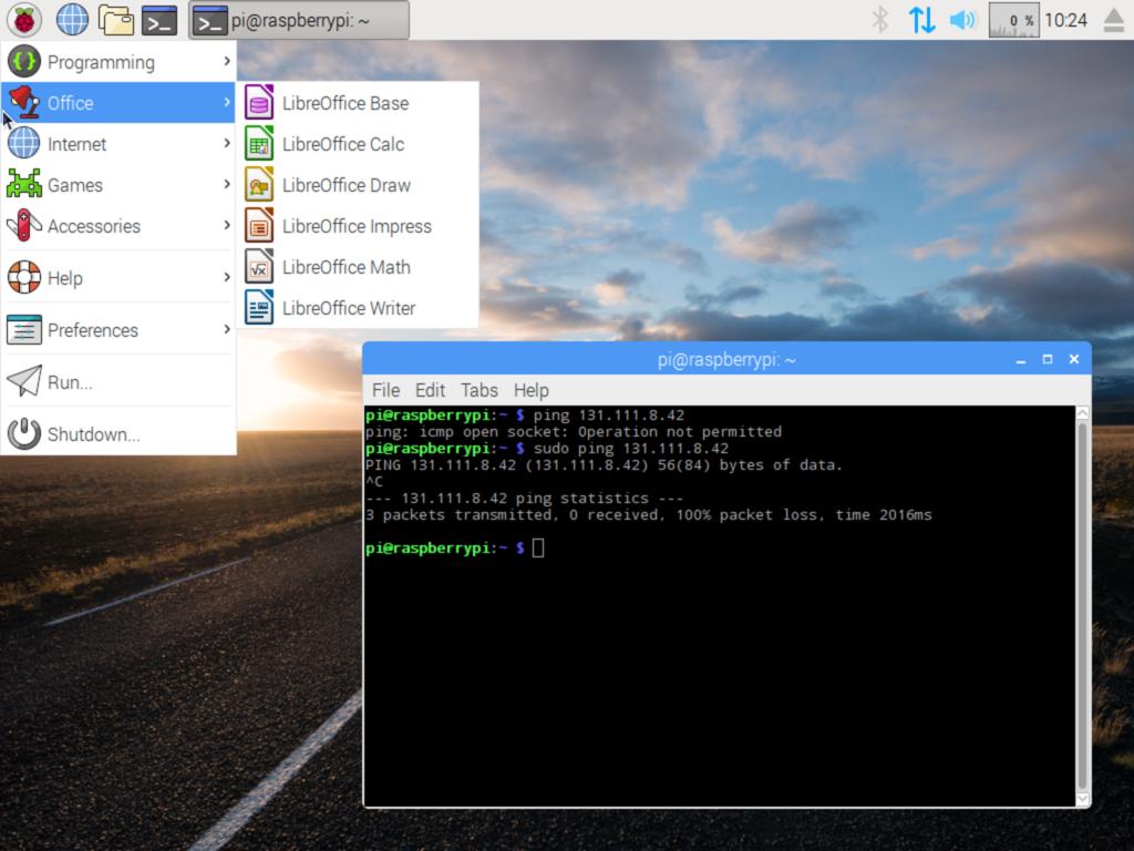 Pixel OS je jednoduchý operačný systém s predinštalovaným základným balíkom aplikácií.