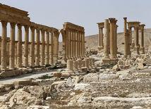 Palmýra, ISIL, IS