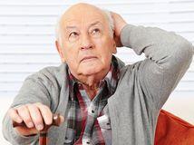 dôchodca, starší človek