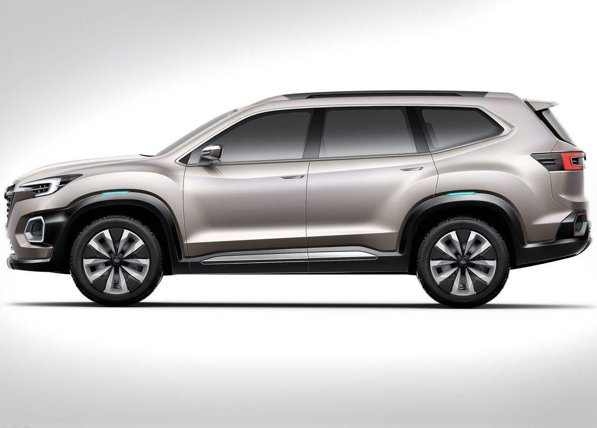 Na konzervatívne pomery v Subaru je dizajn pomerne invenčný. Ktovie, ako ale dopadne konverzia konceptu na sériový model.