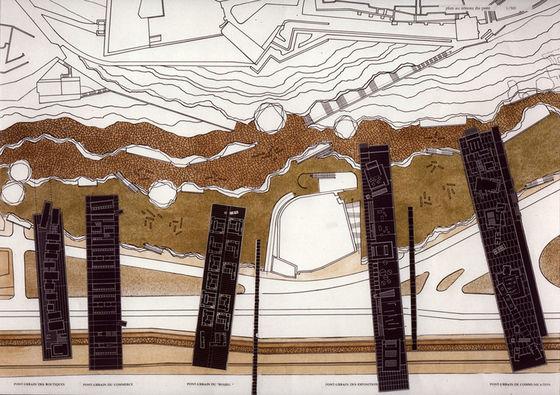 Kolektív talianskych architektov navrhoval originálne riešenie bratislavského podhradia.