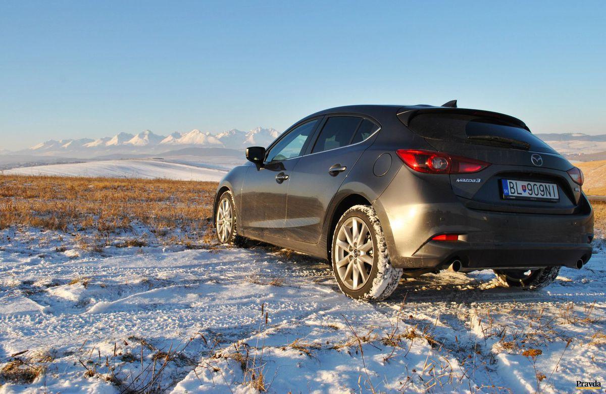 Mazda je atraktívna aj po rokoch.