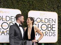 Justin Timberlake a jeho manželka Jessica Biel